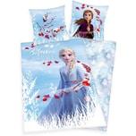 Herding Kinderbettwäsche Disney's Die Eiskönigin Baumwolle 80 x 80 cm 135 x 200 cm