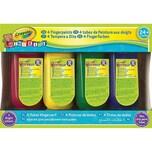 Crayola MINI KIDS Fingerfarben 4 x 147 ml