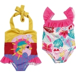 Zapf Creation BABY born® Holiday Badeanzug 43 cm in 2 Designs sortiert
