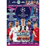 Topps Uefa Champions League Match Attax Trading Cards Starterpack 2018-2019