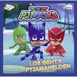 CD PJ Masks Los gehts Pyjamahelden 1