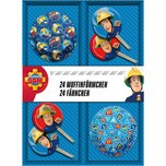 P:OS Muffinset Feuerwehrmann Sam 48-tlg.