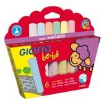 Lyra Giotto Be-Bè Straßenmalkreide 6 Farben