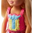 Mattel Barbie Dreamtopia 3-in-1 Fantasie Chelsea blond