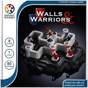 Smart Games Walls Worriors Spiel