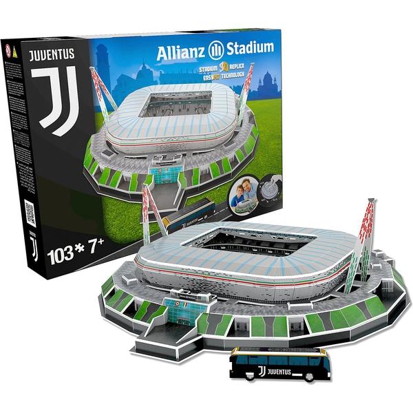 Giochi Preziosi 3D Stadion-Puzzle Juventus Stadium Turin