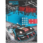 Depesche Monster Cars Geheimcode Tagebuch mit Sound