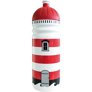 Isybe Trinkflasche Leuchtturm 700 Ml