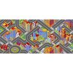 Kinderteppich Big City 140 x 200 cm