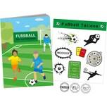 DH Konzept Mitgebselset Fußball 12-tlg.