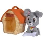 Simba Disney Strolch mit Hundehütte 20cm