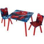 WORLDS APART Kindersitzgruppe 3-tlg. Spider-Man