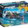 PLAYMOBIL® PLAYMOBIL® 70006 Team S.H.A.R.K. Harpoon Craft