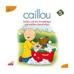 Sony CD Caillou 05 und die Hundebabys und weitere Geschichten