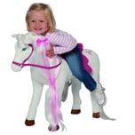 Happy People Stehpferd Barbie Majesty mit Sound