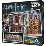 Wrebbit Wrebbit 3D Puzzle 450 Teile Harry Potter Winkelgasse