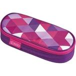 Herlitz Faulenzer Etui Pink Cubes