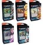 Amigo Magic the Gathering Core Set 2021 Planeswalker DE 5-fach sortiert