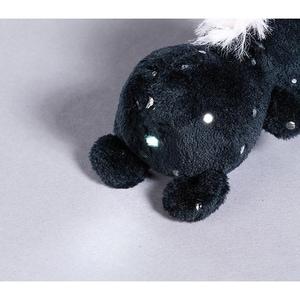 Nici LED-Plüsch-Schlüssellicht Einhorn Carbon Flash 44761