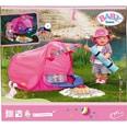 Zapf Creation Baby born® Puppenzubehör PlayFun Camping Set mit Zelt
