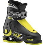 Roces Skischuhe Idea up black-lime Gr. 25-29