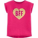 Carter`s T-Shirt mit Wendepailletten für Mädchen