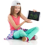 easypix Zaubermaltafel LCD 85' weiß
