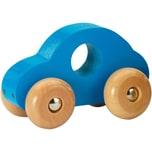 fashy Holz-Auto blau