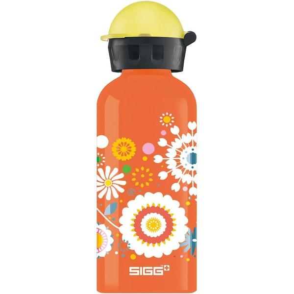Sigg Alu-Trinkflasche Flowers 400 ml