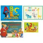 Grätz Verlag Mini-Malbuch Einschulung 4 Stück