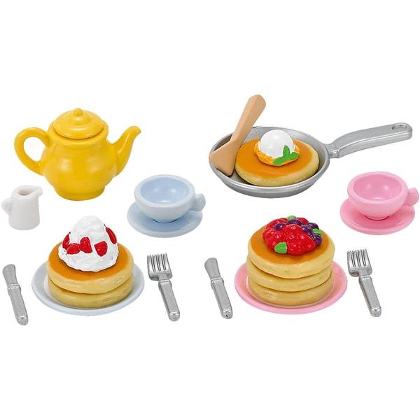 Epoch Traumwiesen Sylvanian Families Pfannkuchen-Set