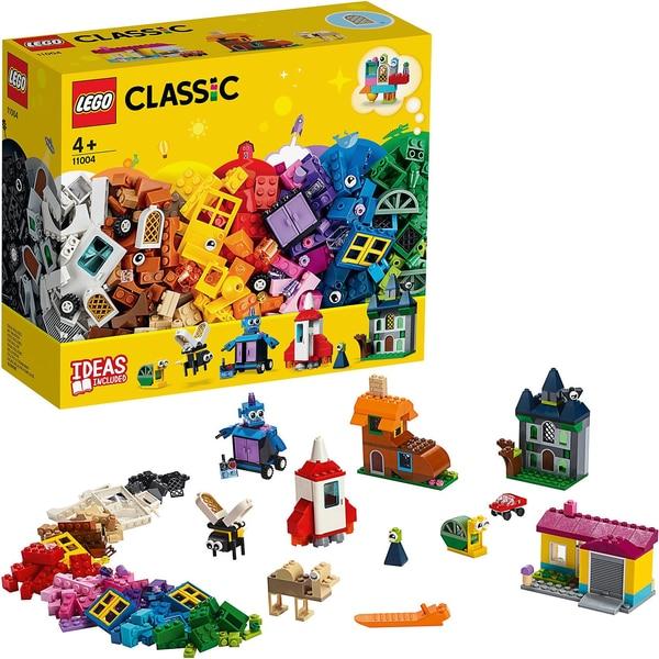 LEGO 11004 Classics: LEGO Bausteine Kreativ mit Fenstern