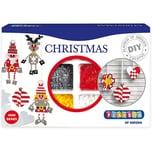 Playbox Bügelperlen Weihnachtsdeko