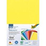 Folia Tonpapier A4 100 Blatt In 25 Farben