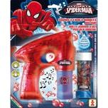 Dulcop Seifenblasen-Pistole Spider-Man inkl. Licht und Sound
