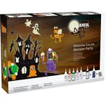 C. Kreul Window Color Monster Party Set