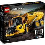 LEGO Technic 42114 Knickgelenkter Volvo-Dumper 6x6