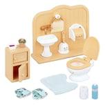Epoch Traumwiesen Sylvanian Families Toiletten-Set