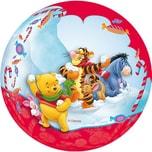Nestler Weihnachtsbaumkugel zum Befüllen Winnie Pooh Schneeballschlacht 10 cm