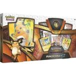 Amigo Pokémon Sonne Mond 03.5 Raichu-GX Box