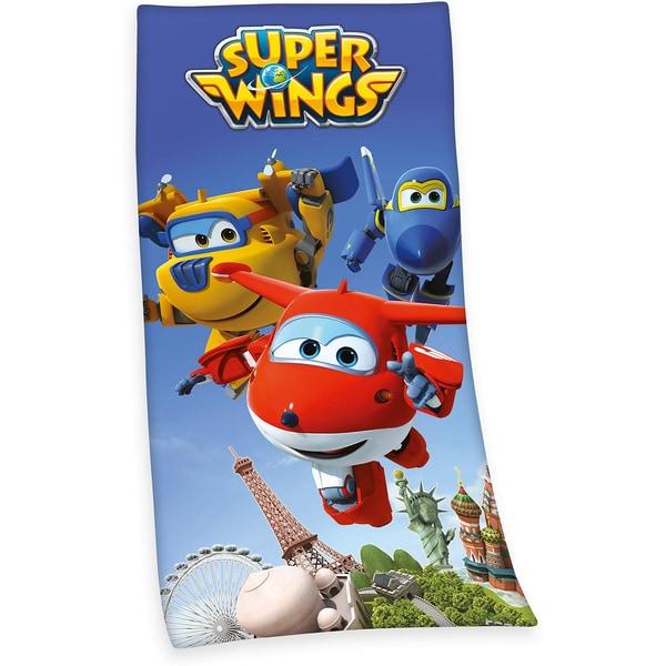 Herding Strand- & Badetuch Super Wings, 75 x 150 cm