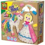 SES Creative Funmais - Prinzessin und Einhorn