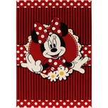 Kinderteppich Minnie Mouse 100 x 150 cm
