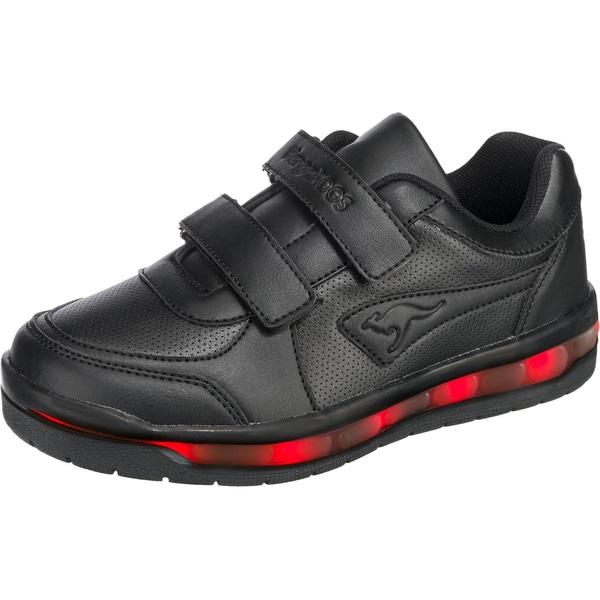 Kangaroos Kinder Sneakers Low Jeyled V Sl Blinkies Mit Led-Sohle