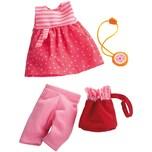 Haba 5669 Puppenkleidung Kleiderset Kiki, 30 und 34cm