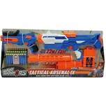 Air Warriors Blaster Tactical Arsenal IX inkl. 30 Darts und 2 Flip Clips