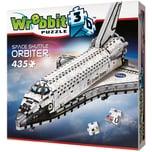 Wrebbit Wrebbit 3D Puzzle 430 Teile Orbiter-Space Shuttle