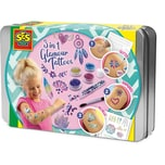 SES Creative 3-in-1 Glamour-Tattoos