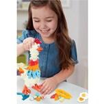 Hasbro Play-Doh Animal Crew Cluck-a-Dee Verrücktes Huhn Bauernhof-Spielset