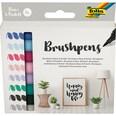 Folia Brushpens 8Er Set